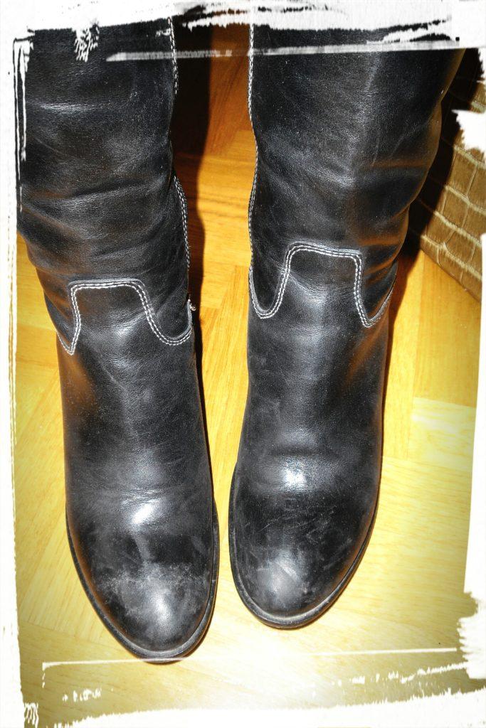 comment nettoyer ses chaussures en cuir de mani re naturelle mon blabla de fille. Black Bedroom Furniture Sets. Home Design Ideas